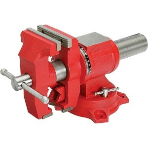 grizzly multipurpose 5 inche vise