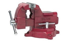 wilton 11800 648hd bench vise