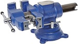 Yost 750-DI Multi Purpose Bench Vise