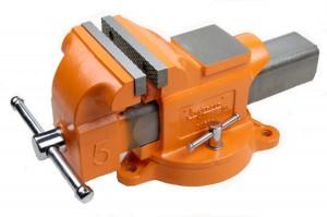 Jorgensen 30606 6-Inch Heavy Duty Swivel Bench Vise