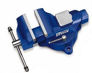 Irwin 6 inch workshop vise