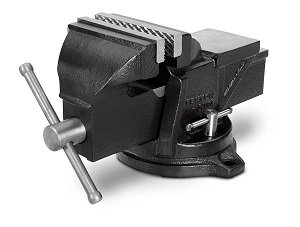 Tekton 54004 4-inch Swivel Base Bench Vise Review