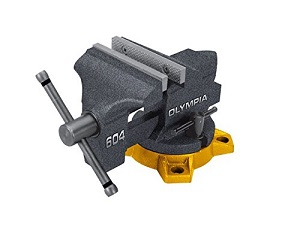 Olympia Tools 38-604 4-Inch Bench Vise Review